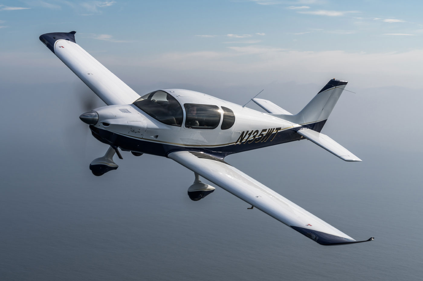 The Airplane Factory UK - Sling TSi Aircraft
